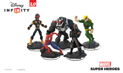 disney-infinity-2-spiderman-playset-marvel-lineup
